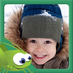 Picture Book for Kids - I Like Snow