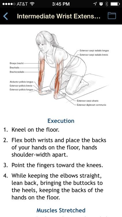 Stretching Anatomy screenshot-4
