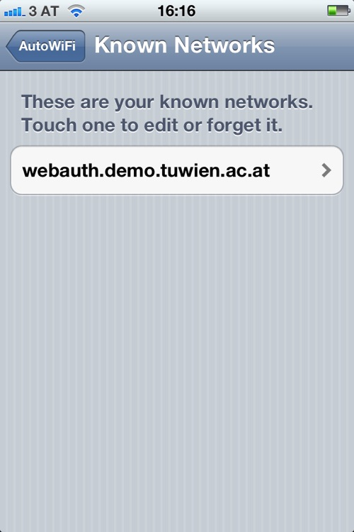AutoWiFi Lite screenshot-2