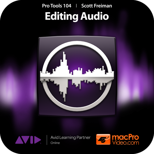 Course For Pro Tools 10 104 - Editing Audio
