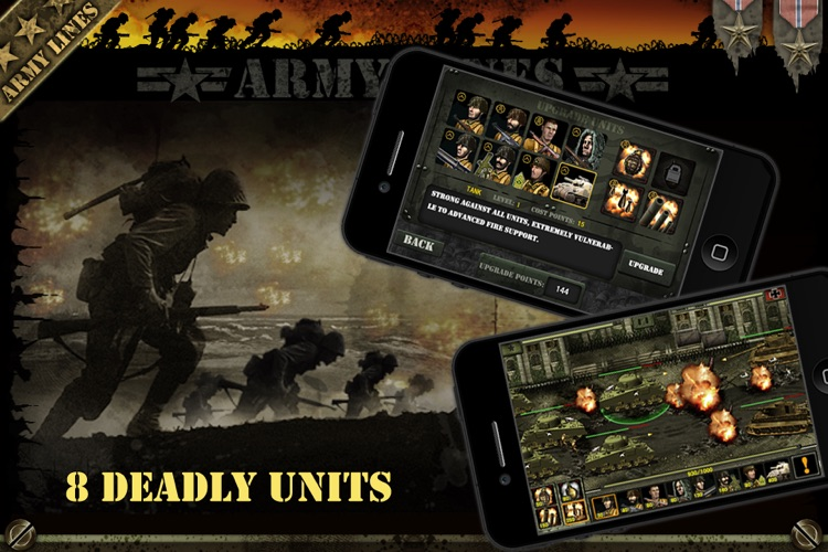 Army Lines screenshot-1