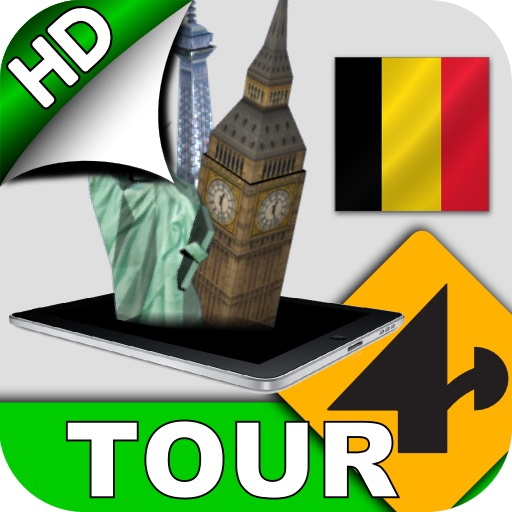 Tour4D Antwerp HD icon