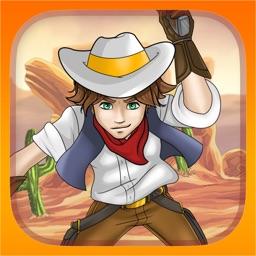 Wild West Cowboy Run – Free Action Game