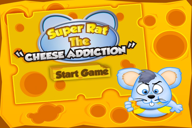 Super Rat - The Cheese Addiction