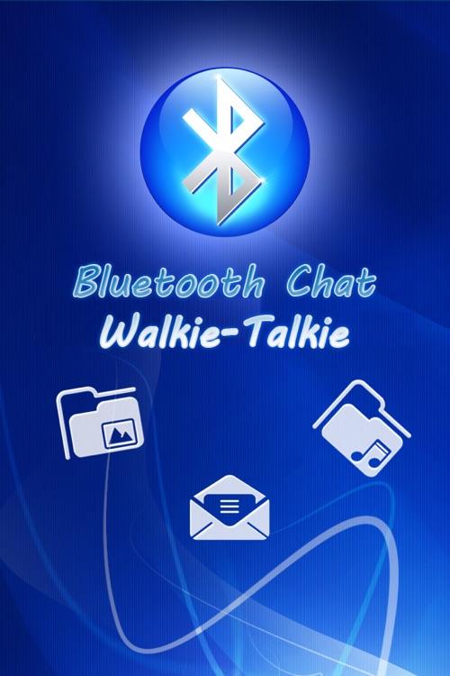 Bluetooth Chat / Walkie Talkie