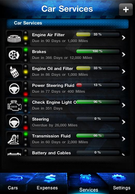 Car Xpenses - Manage car maintenance