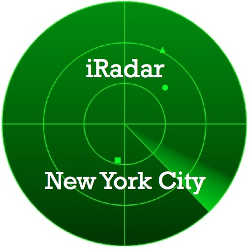 iRadar New York City icon