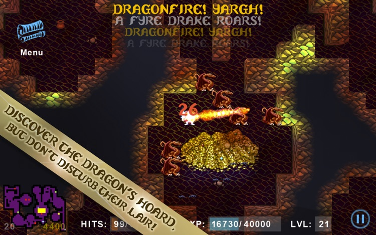 Sword of Fargoal screenshot-4