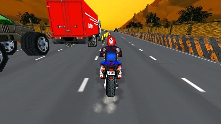Moto Madness - 3d Motor Bike Stunt Racing Game screenshot-4