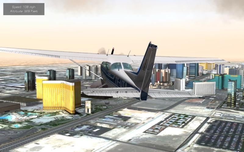 Screenshot #1 for Flight Unlimited Las Vegas