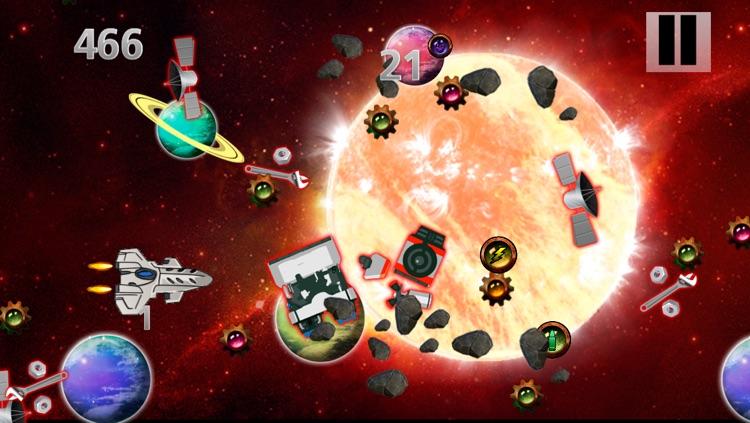 SlugCraft - Galaxy War Revolution - Free Mobile Edition screenshot-3