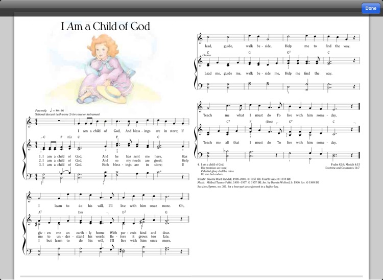 LDS Music for iPad screenshot-4