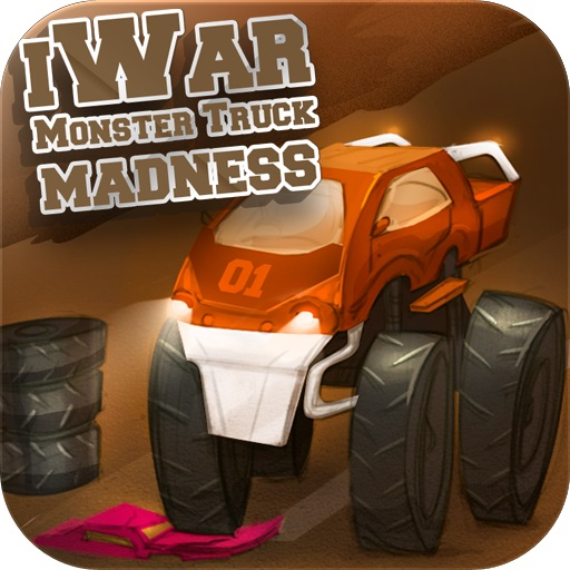 iWar Monster Truck Madness