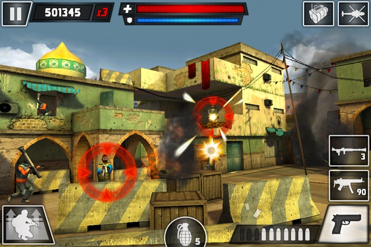 Bravo Force: Last Stand screenshot-3