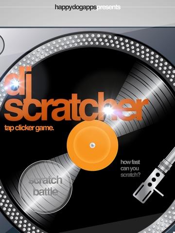 DJ Scratcher Tap Clicker Speed Mania Record Scratch Game-ipad-0