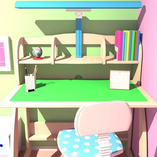 KIDS ROOM - room escape game -