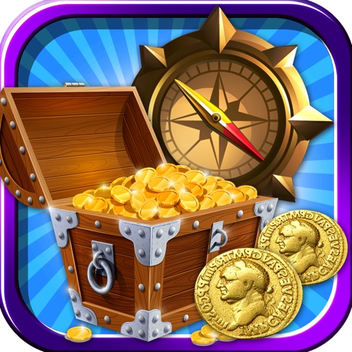 Pirate Treasure Match 3 Challenge Free Game icon