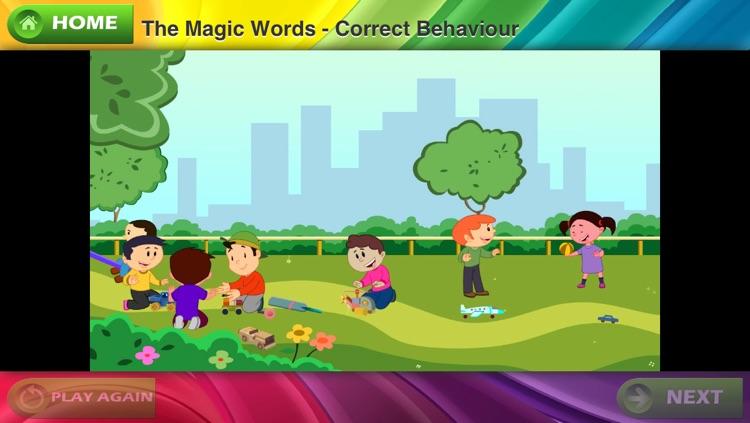Good Manners for Kids screenshot-4