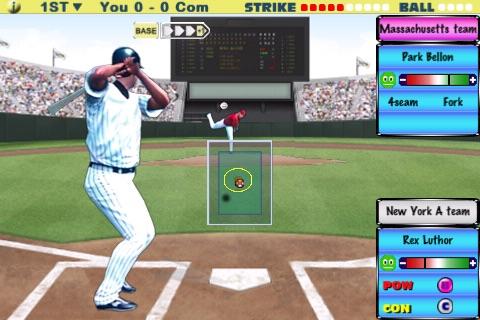 BVP Allstar Baseball Lite (Batter vs Pitcher)