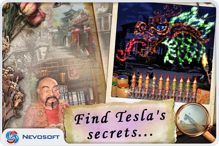 Adventures of Laura Jones: the hidden invention of Nikola Tesla screenshot-3