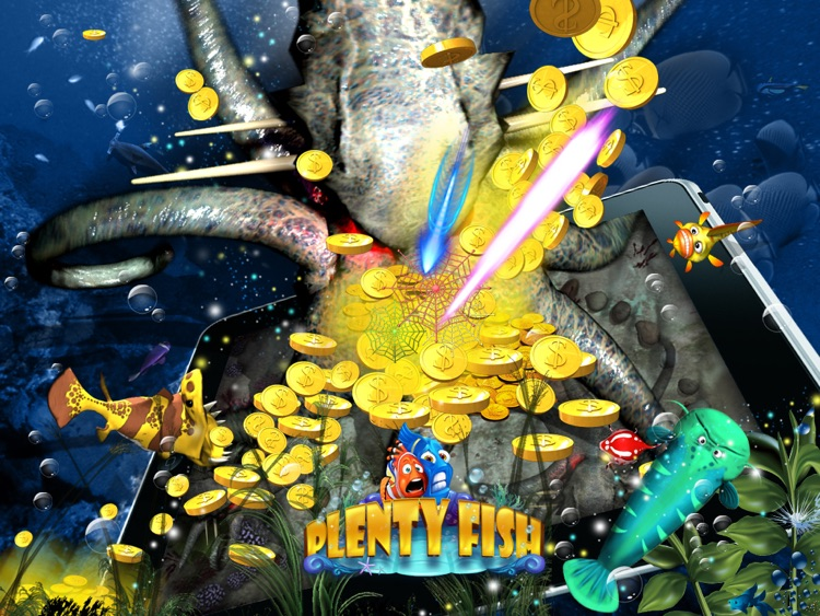 Plenty Fish HD screenshot-3
