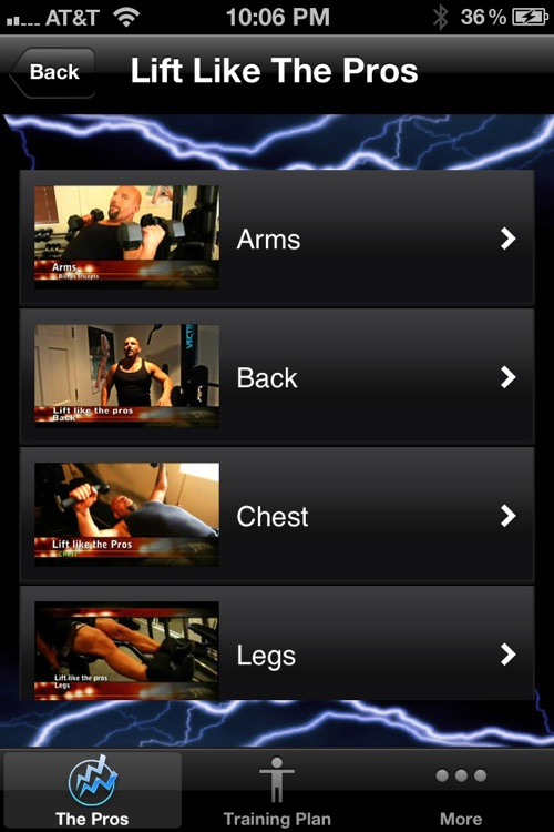 The Pros MMA screenshot-4