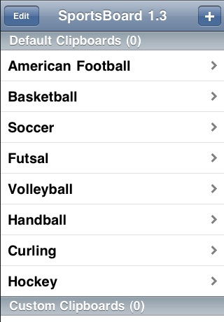SportsBoard screenshot-0