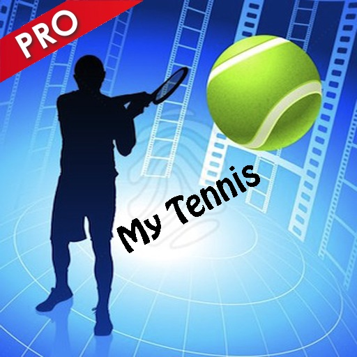 My Tennis HD Pro icon