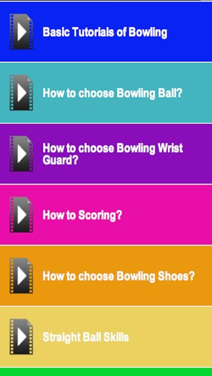 bowling :)