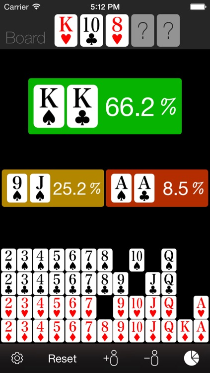 Poker Odds Calculator Software