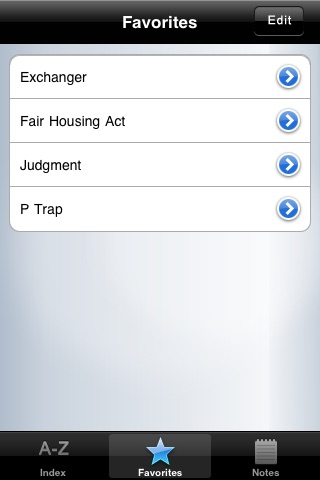 Glossary of Real Estate Terminology screenshot-4