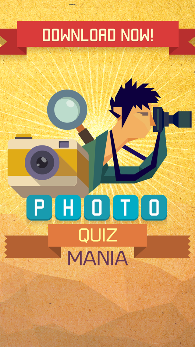 Photo Quiz Mania - Guess the Word! What's that Pic Game?