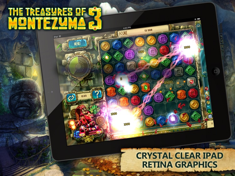 The Treasures of Montezuma 3 HD