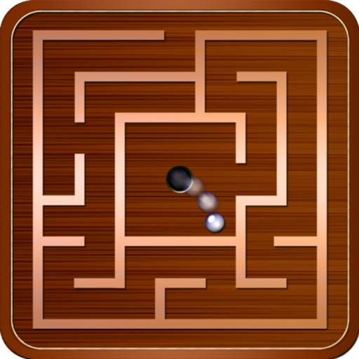 Labyrinth Ball Puzzle Game