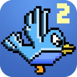 Smash The Blue Bird-ie 2 - Hard-est Flappy Resurrection Of Tiny Fatty Yeet