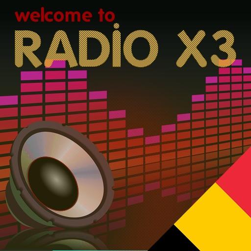 X3 Belgium Radios - Radio's uit België