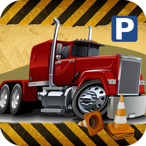 Absolute Trucker Parking Simulator - Free Realistic Driving Test icon