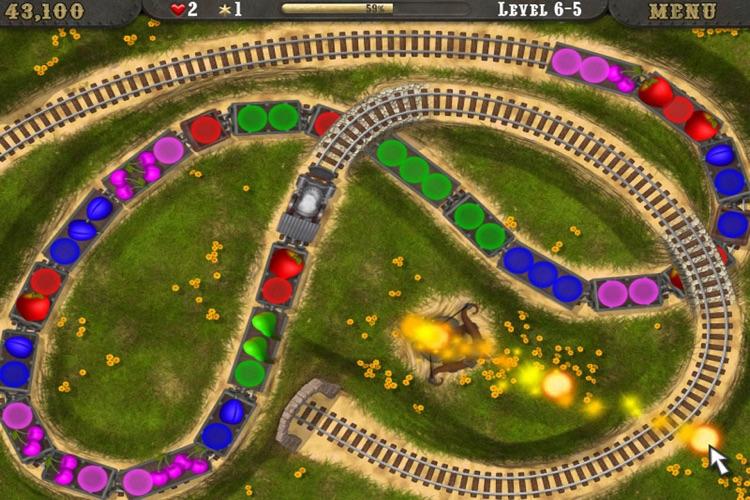 Loco Train screenshot-3