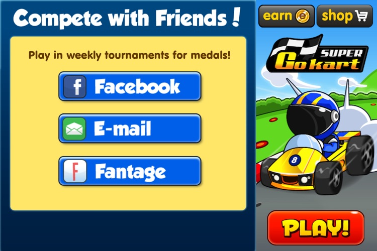 Super GoKart screenshot-3