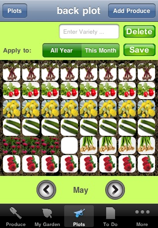 Garden Planner screenshot-4