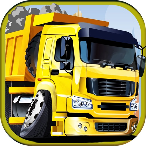 Awesome Truck Delivery Racing Fun Game By Cool Car And Dirt Bike Games For Boys And Teens Of Awesomeness PRO