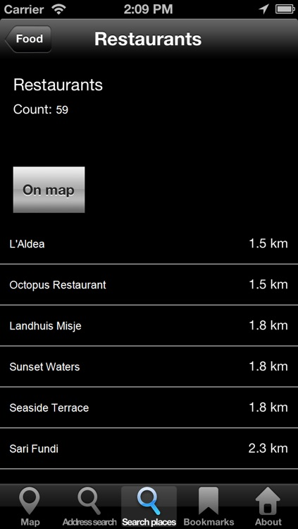Offline Map Curacao: City Navigator Maps screenshot-4