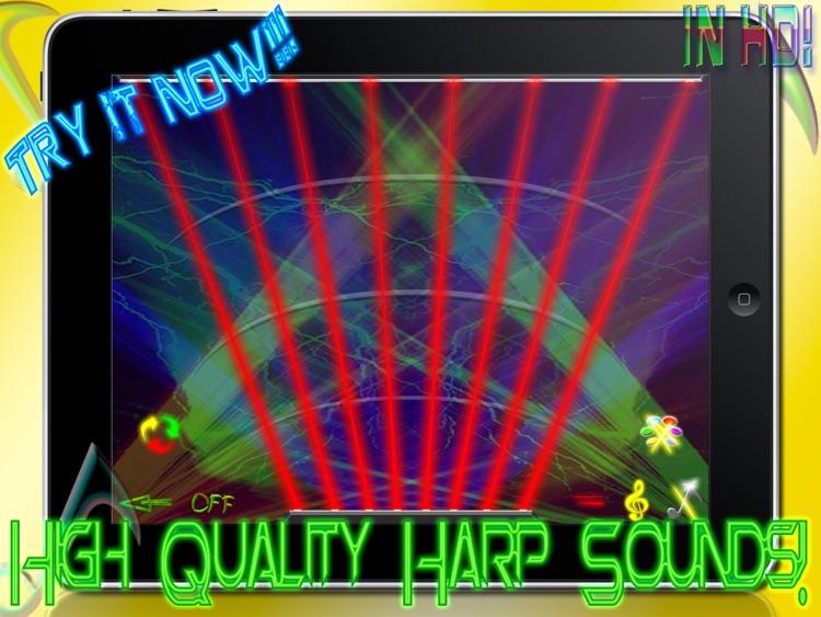 Light Harp HD screenshot-3