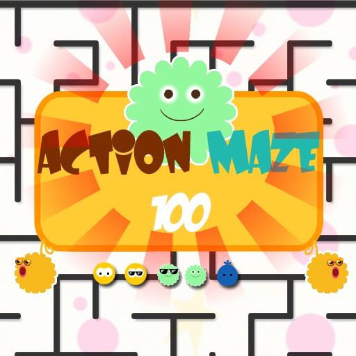 Action Maze100 FREE