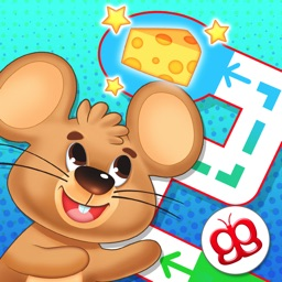 Toddler Maze 123 Pocket - Fun learning with Children animated puzzle game