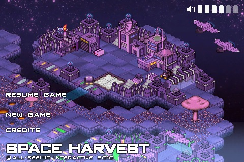 Space Harvest