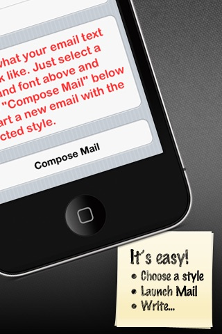 Fancy Mail - Enhance Mail with Fonts and Colors screenshot-4