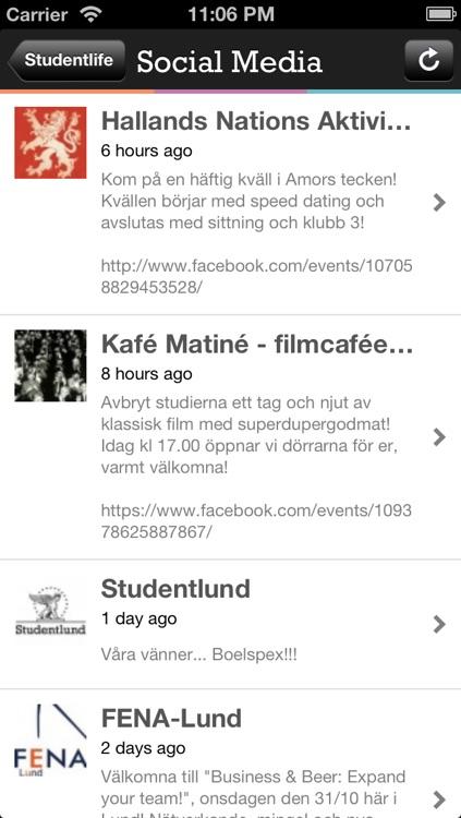 Studentlund screenshot-4