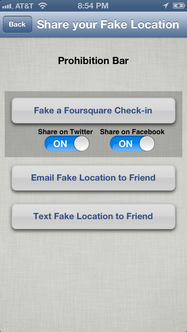 Fake-A-Location Free ™ - iPhone app - AppWereld
