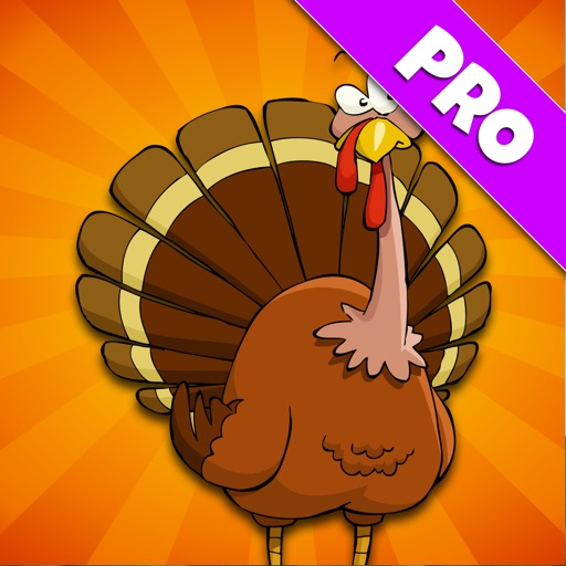 Angry Turkey Hunter: Thanksgiving Shooter Game - Pro Edition